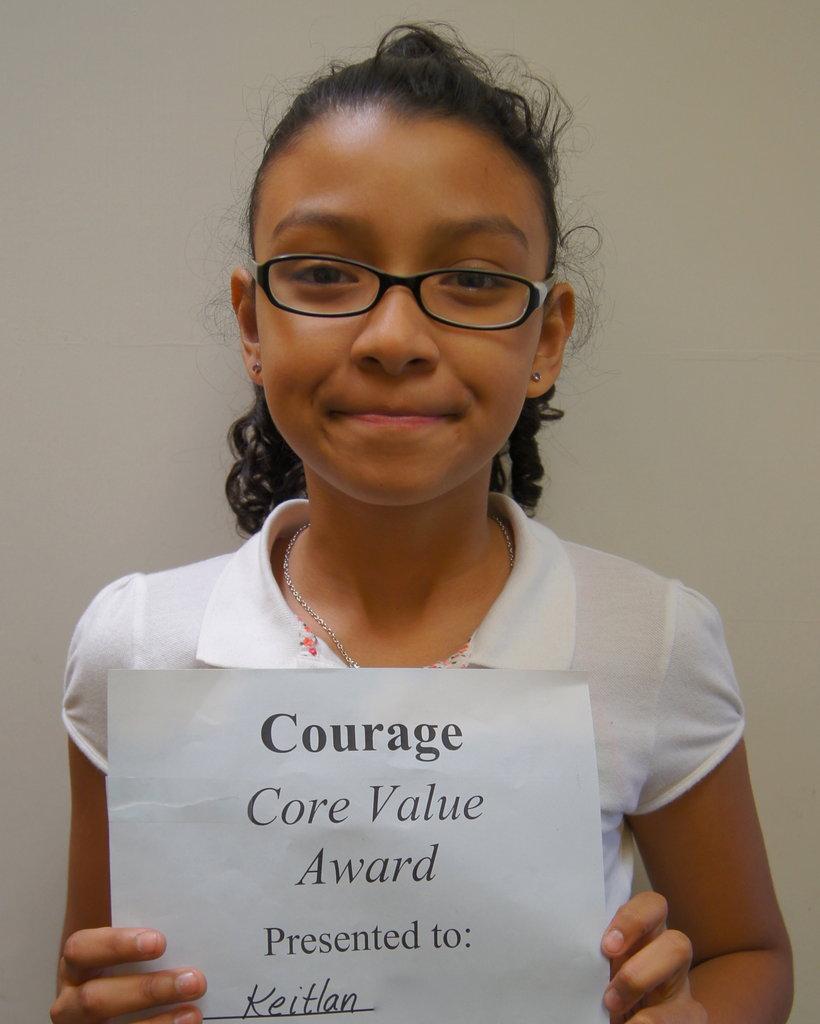 Core Value Award