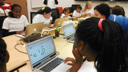 Bridging the Digital Divide for low-income girls