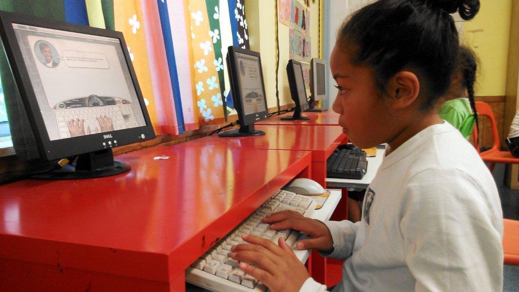 Learning basic digital media software applications