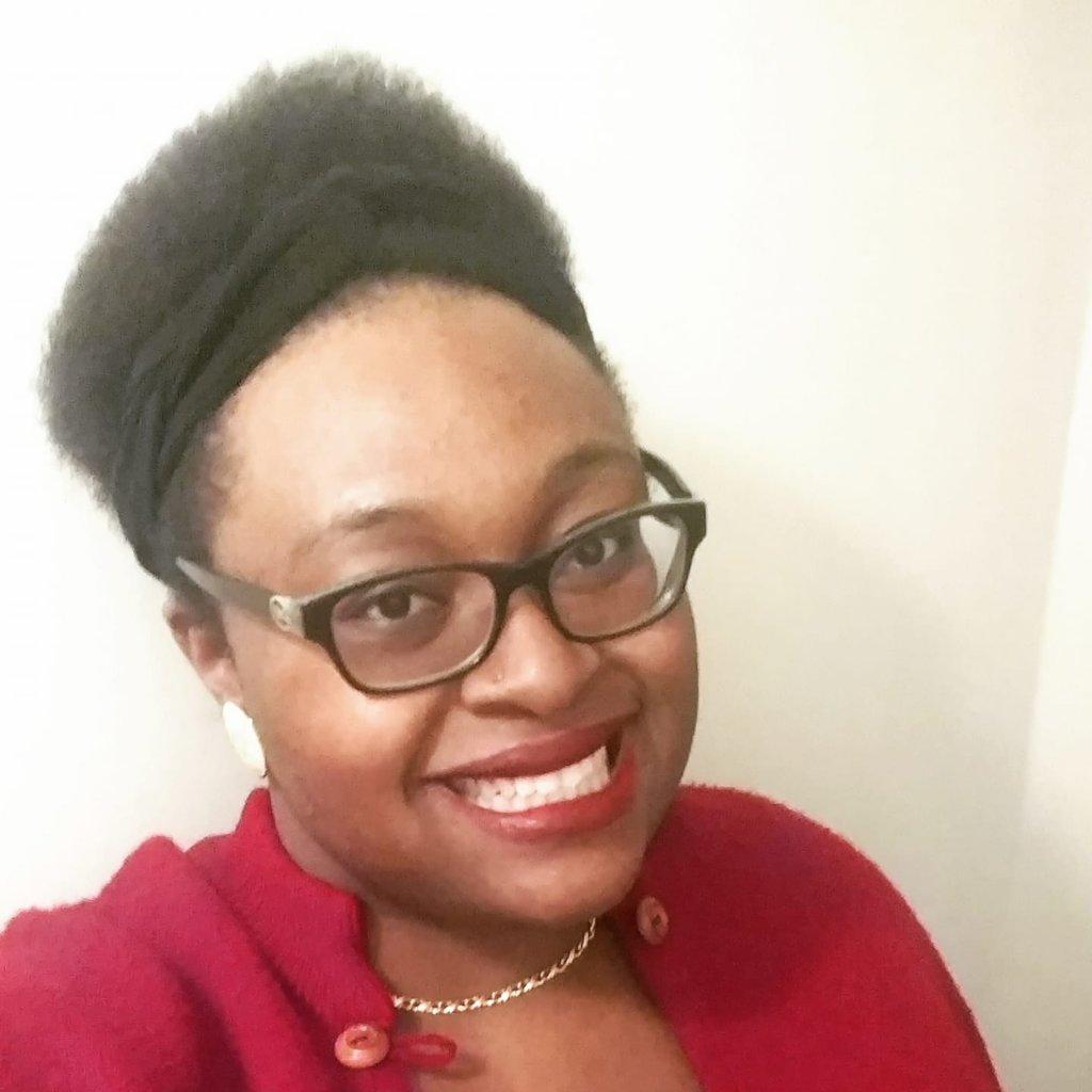 Our stellar new Program Coordinator Najwa Yasmeen