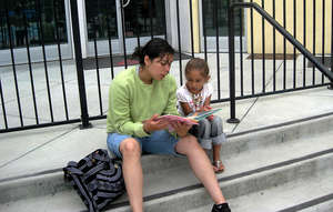 Reading together for fun strengthens literacy
