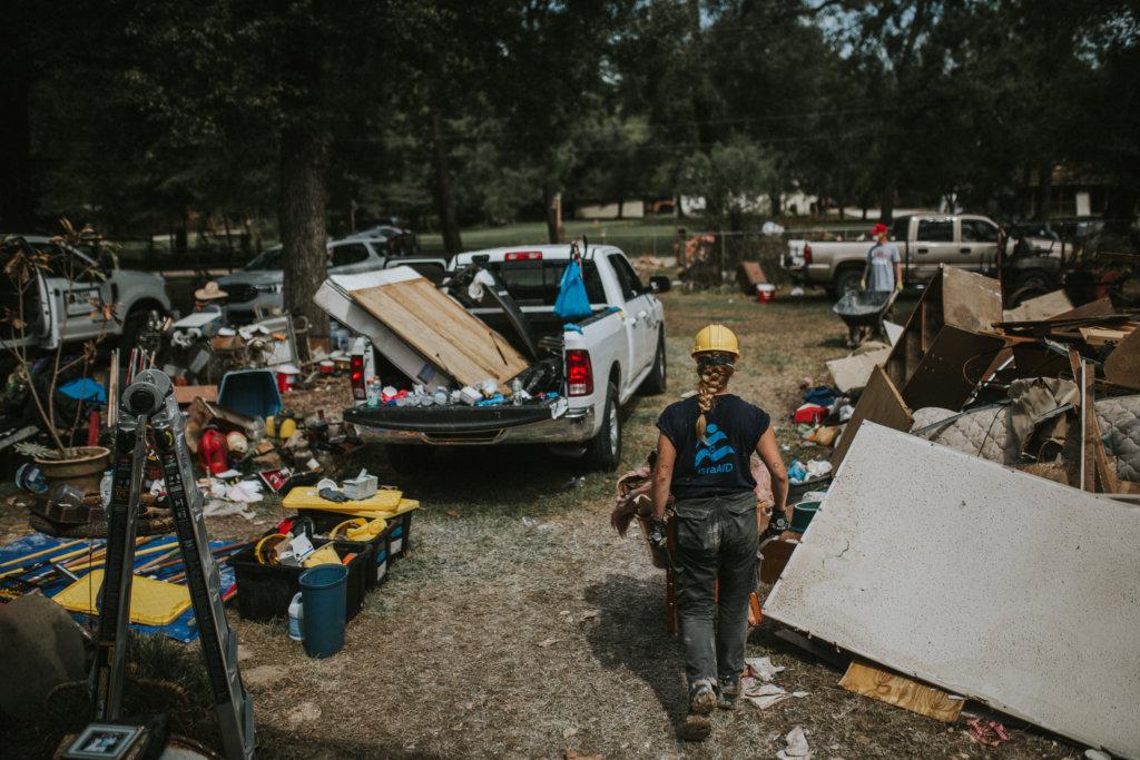 Harvey Flood Relief in Texas