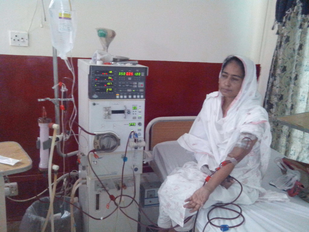 Save Life of Needy Kidney Patients
