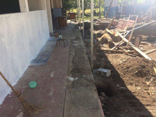 Restoring the walkway