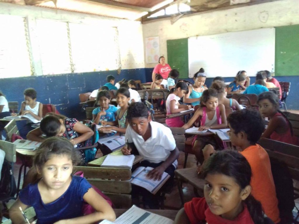 Rehabilitation of El Manzano #2 Elementary School