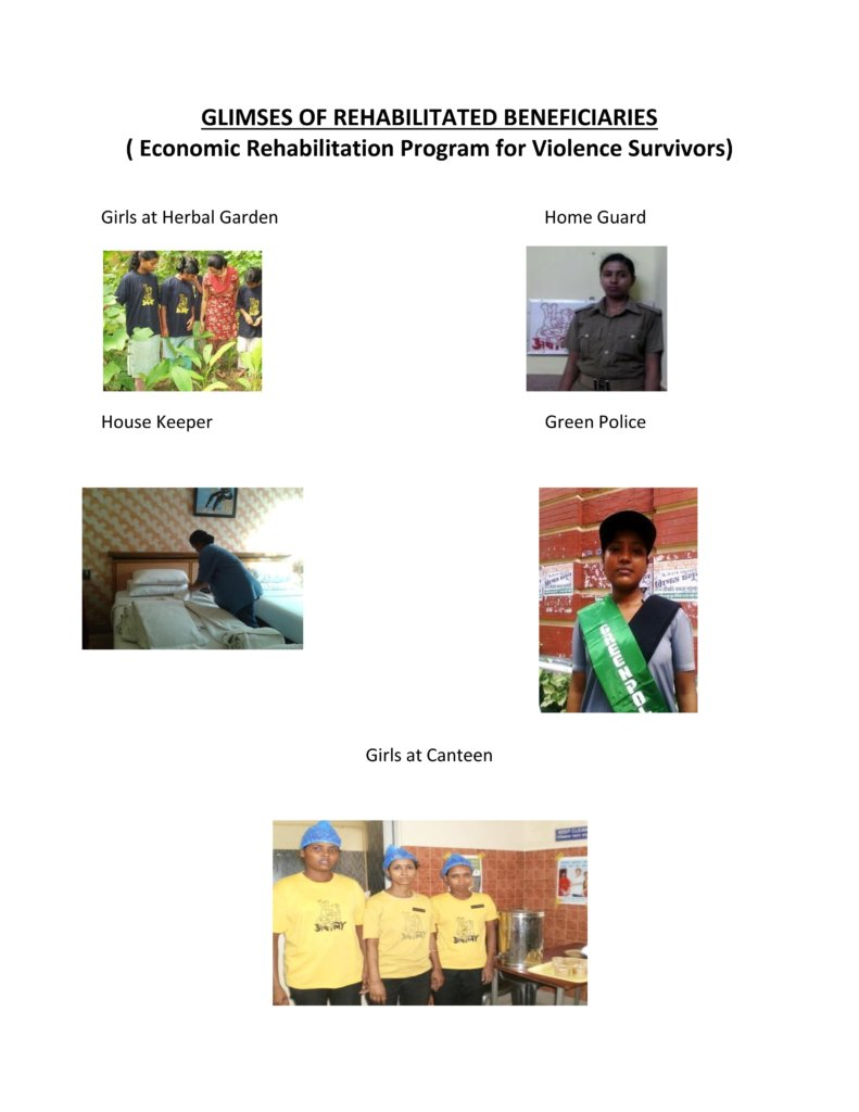 Make 50 Survivors Of Violence Work Ready