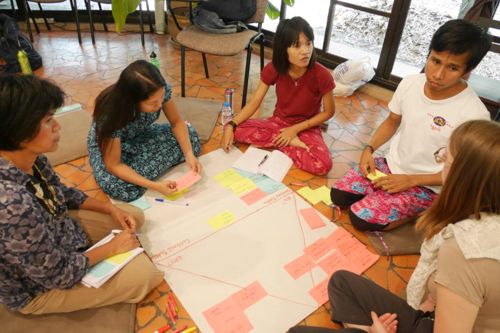 Train Leaders in Asia for Peace and Sustainability