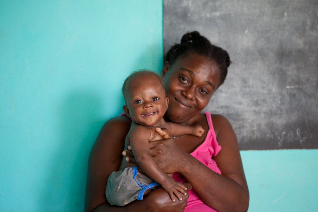 End Malnutrition through Maternal Health