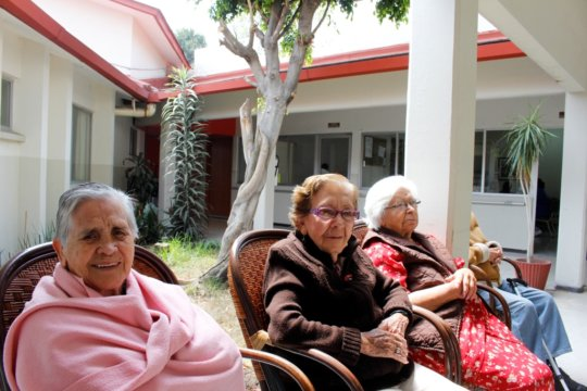 Providing 12000 Nutritious Meals to Elderly People