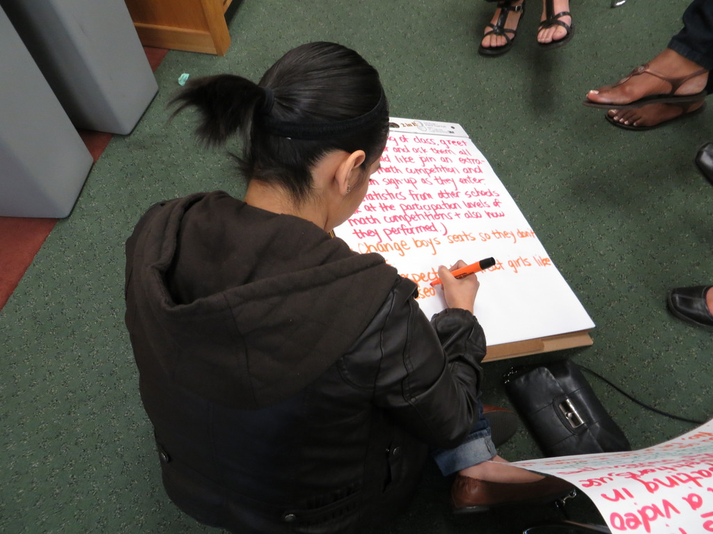 Teachers develop new strategies