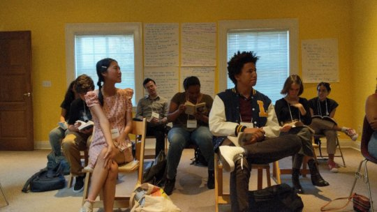 Training at ABCs of Conflict