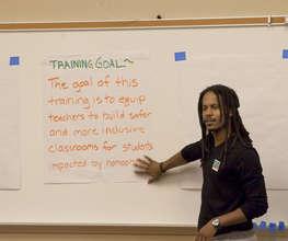 Skyler reviews the goal of the training