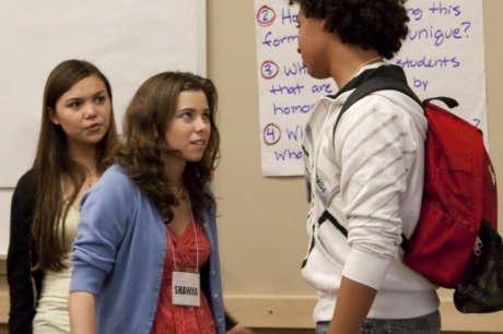 Stop Homophobic Bullying in Schools
