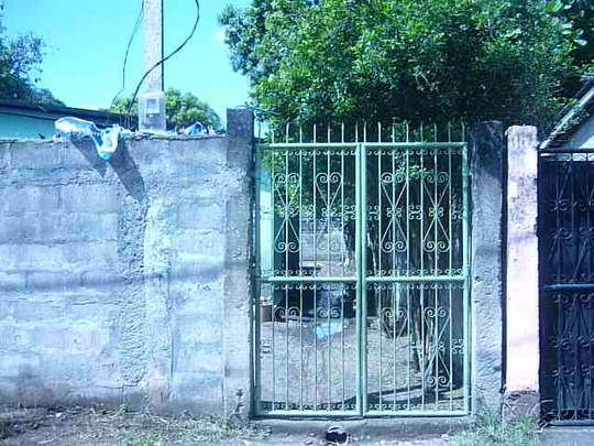 Selected school in Nicaragua for program