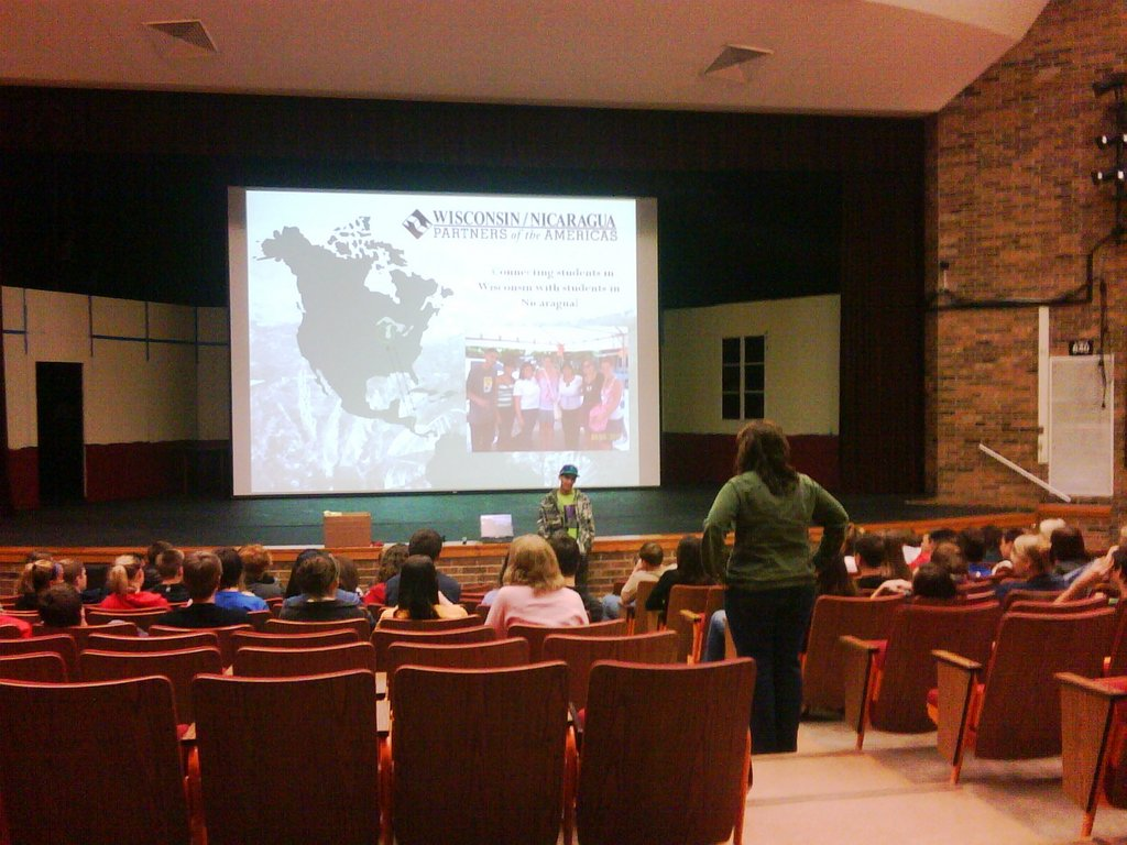 Stevens Point Area Senior High School presentation
