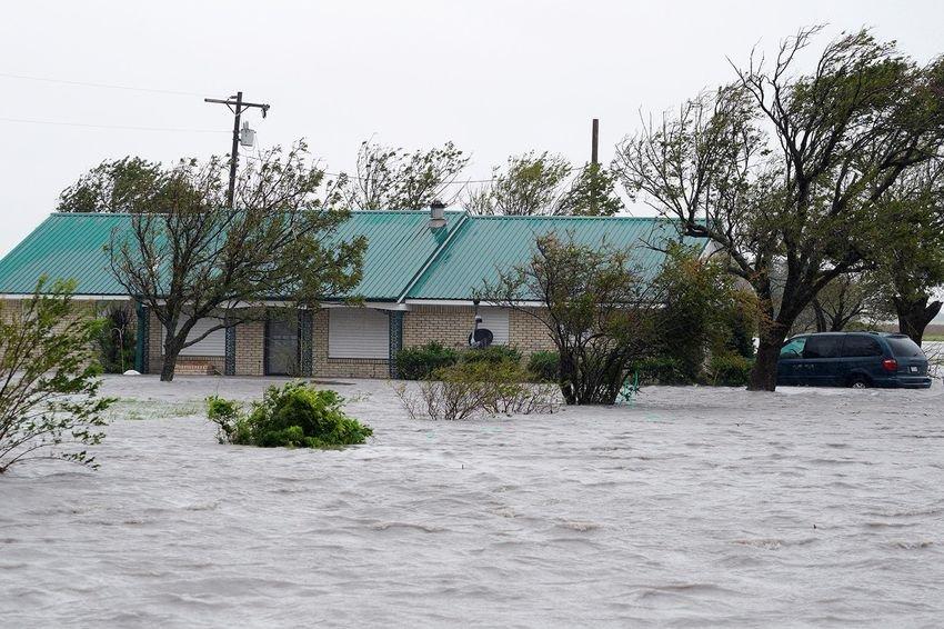 Hurricane Harvey Texas Relief Fund