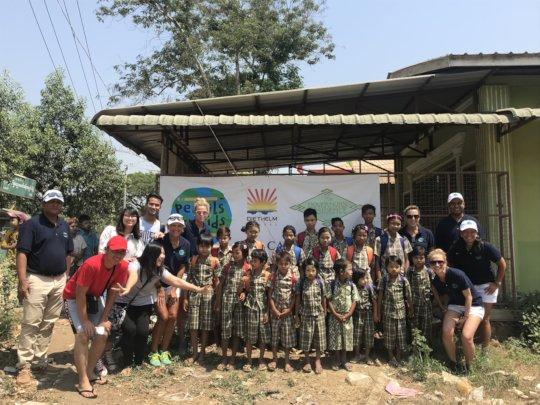 A very special school in Bago!