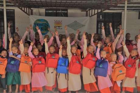Provide School Supplies To 500 Kids In Myanmar!