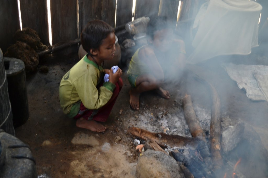 Minimize indoor smoke pollution for women health