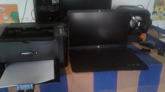Donation of computer