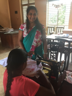 Sewing Teacher - Fabric Work