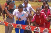Therapy and food for children with Autism in Kenya