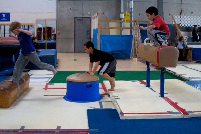 Teach at-risk youth to overcome obstacles-Parkour