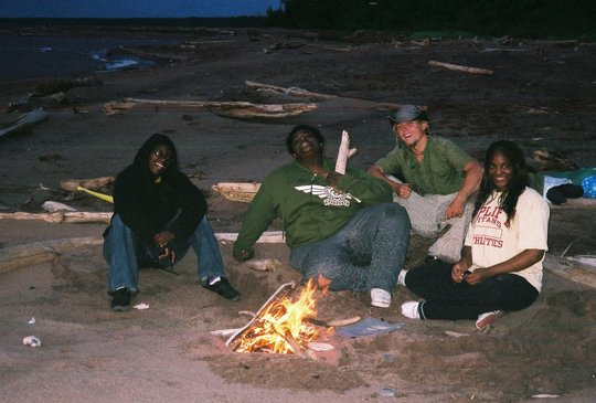 At-Risk Youth Build Resiliencey in the Wilderness