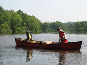 Canoing is what we do.