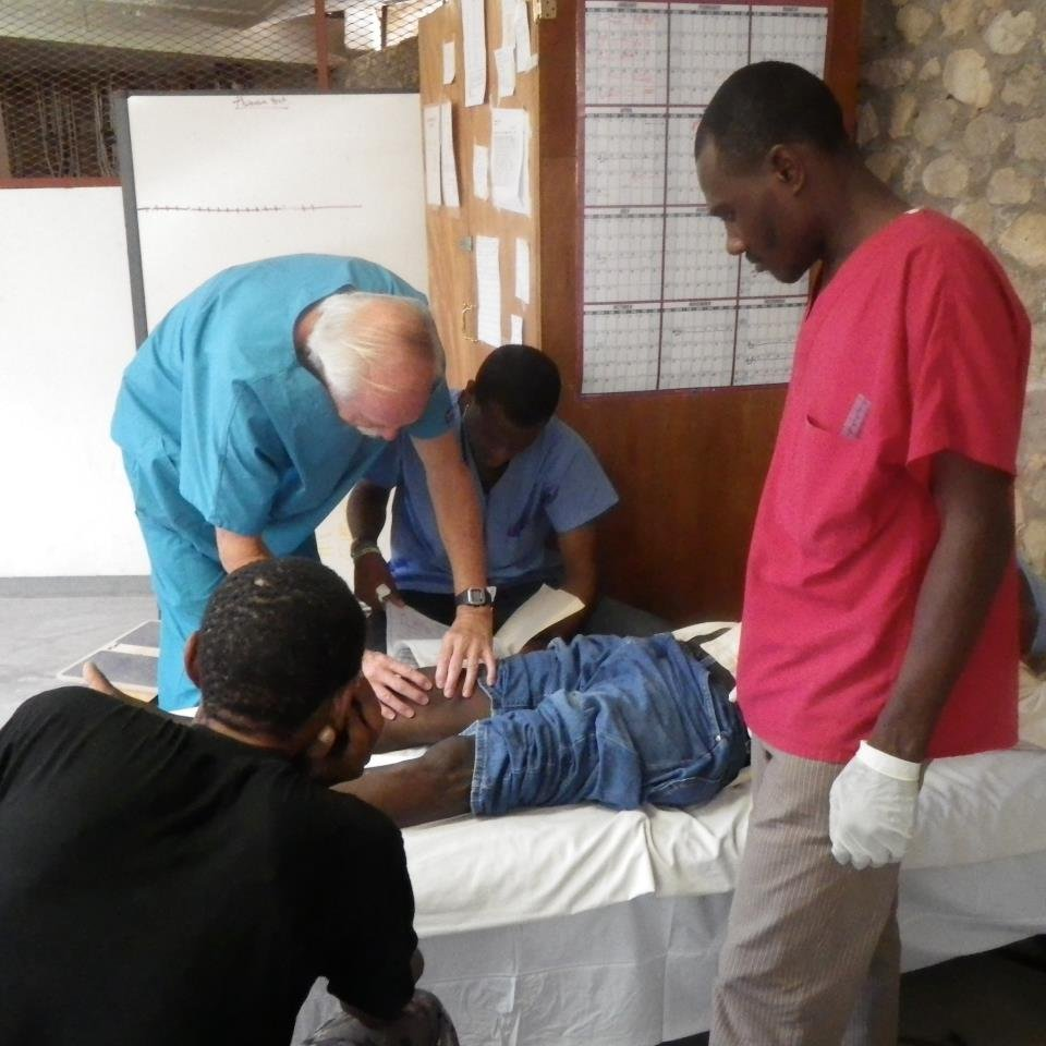 Expand Physical Therapy Services in Haiti