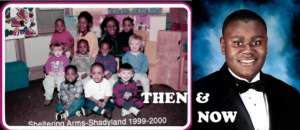 Rashad Then & Now - Alumni Success