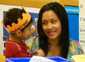 Parents are Read-A-Thon guests of honor