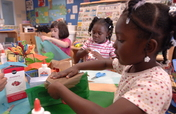 Nurture 15 At-Risk Atlanta Preschoolers for a Year