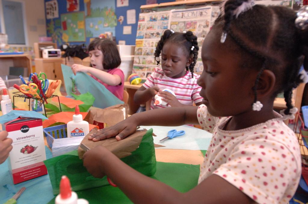 Nurture 15 At-Risk Atlanta Preschoolers for a Year