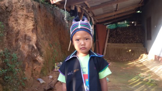 Give 5 indigenous children a home in Thailand