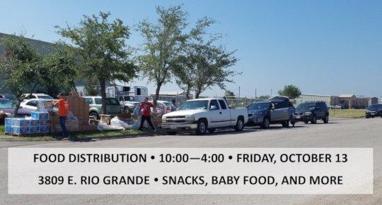 Food Bank of the Golden Crescent (Victoria, TX)