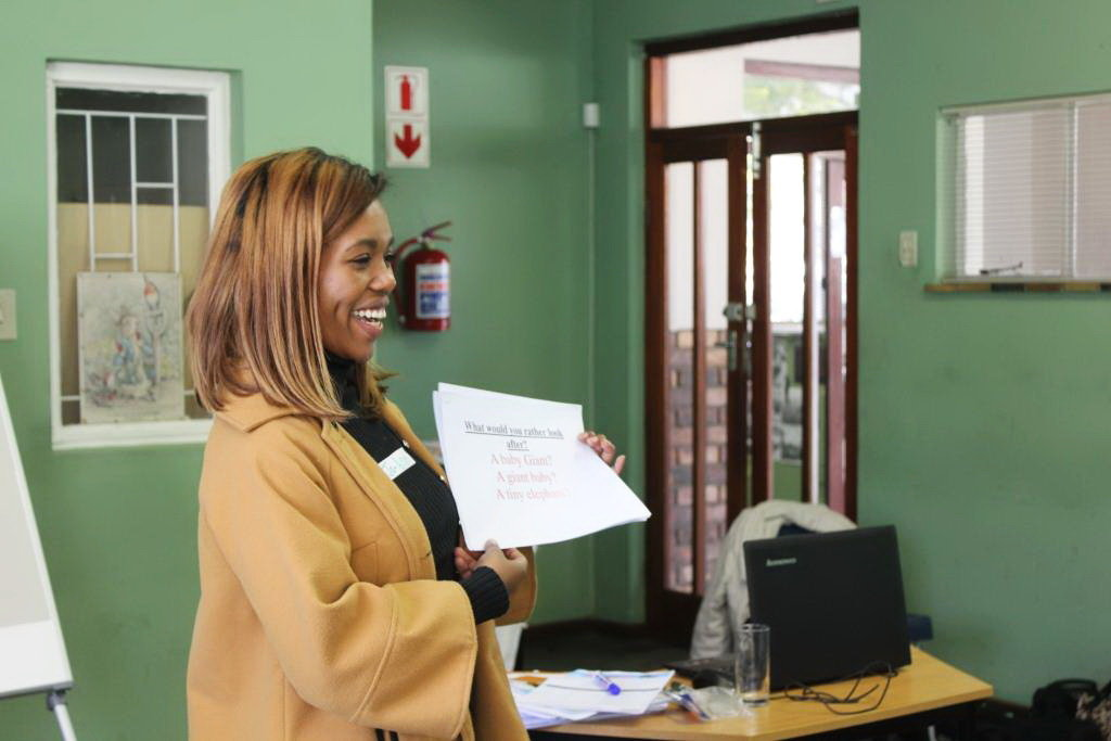 Train 6 Young Female Leaders in South Africa
