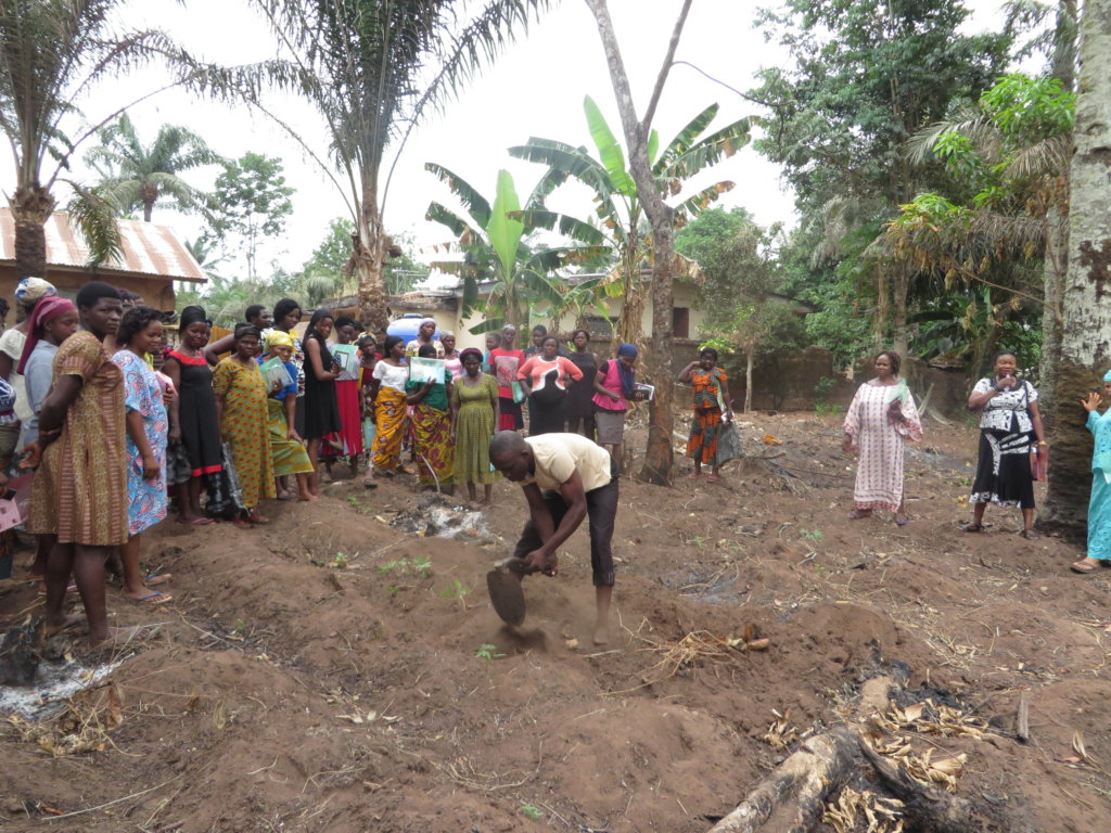 Train/Equip 30 Women in Enugu-Nigeria Urban Slum