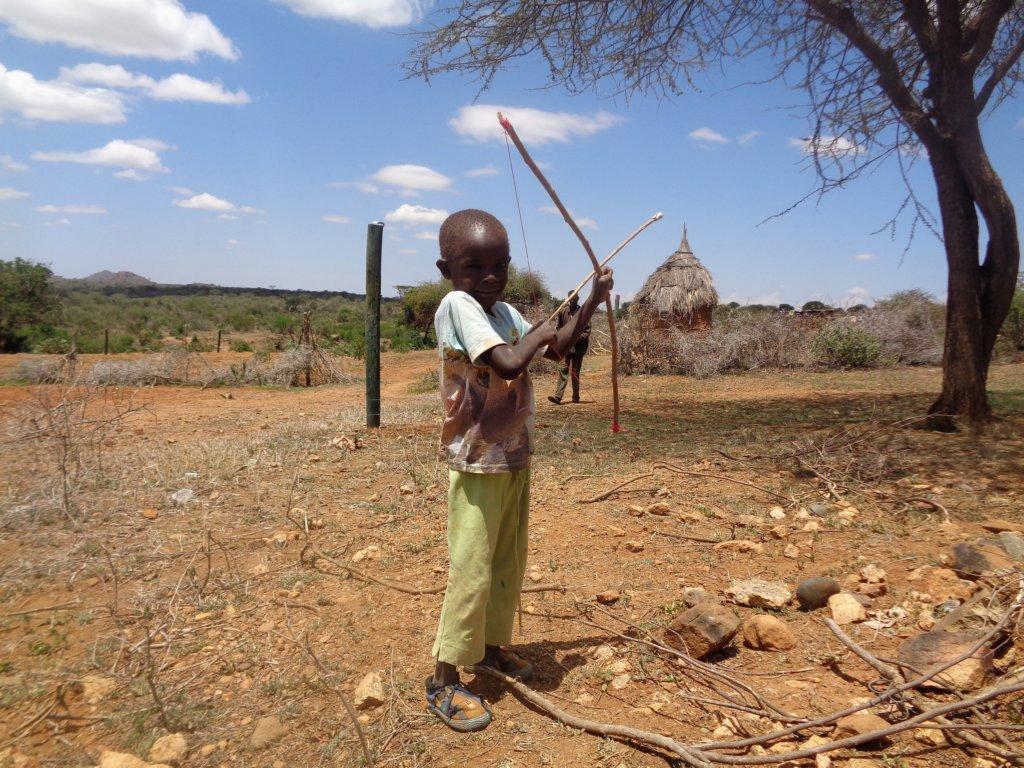 Build a Nursery School for 400 Households in Kenya