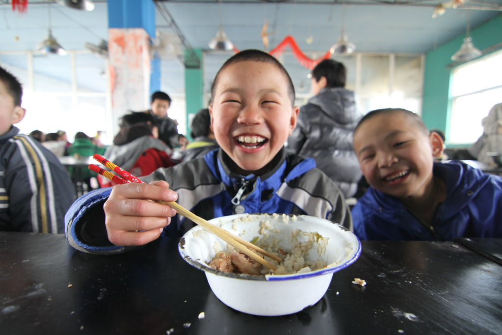 Keep Clean Water Flowing at China's Orphanages