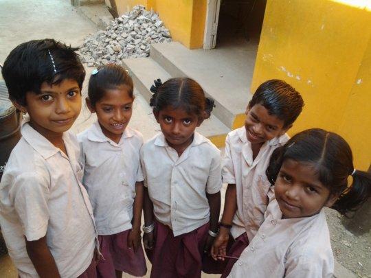 Smart Classroom for Poor Children Education
