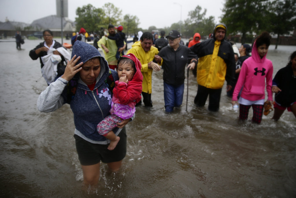 Hurricane Harvey: Help Children Weather The Storm