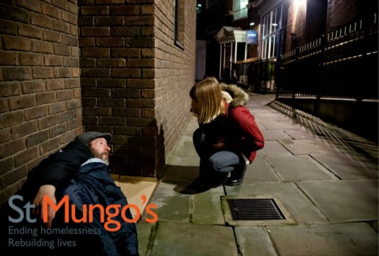 St Mungo's: Ending Homelessness, Rebuilding Lives