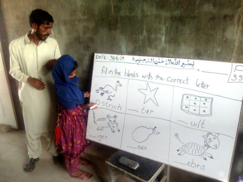 School Transport for Most Deprived Girls of Sindh