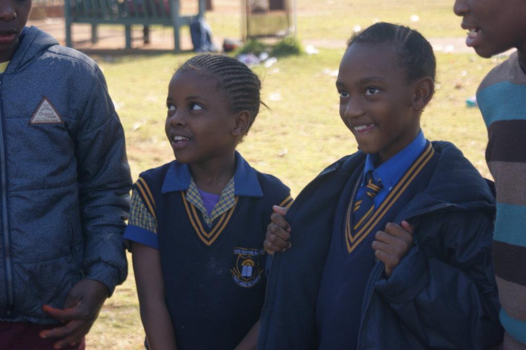 Gender-Based Violence Survivors' Support in Soweto