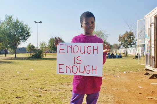 Gender-Based Violence Survivors' Support in Soweto