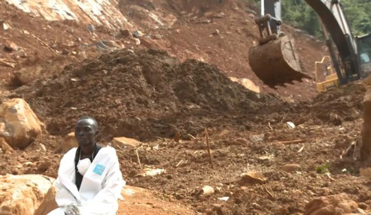 SINAVA - Sierra Leone Mudslide Recovery Film