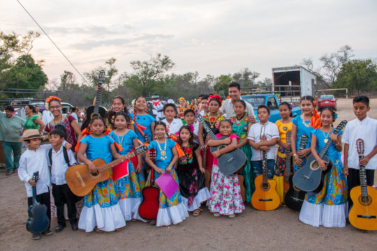 Photo from Manos Que Reconstruyen, Oaxaca