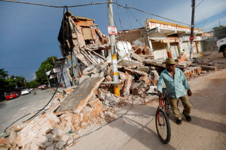 Mexico Earthquake Relief Fund