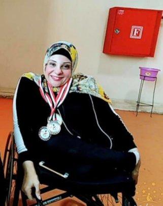 Shaimaa - An Accomplished and Powerful Lady